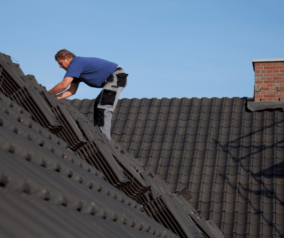 Can a roofing company pay my deductible