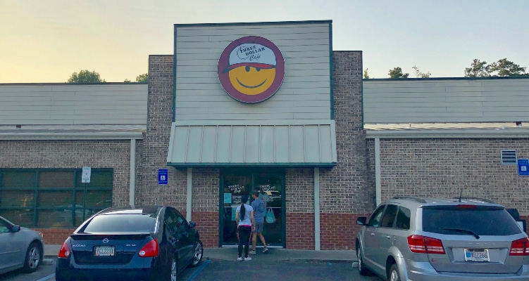 Three dollar cafe - McDonough, GA